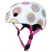 Шлем защитный детский Micro Doodle Dot S PC AC2086BX