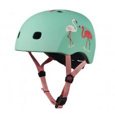Шлем защитный детский Micro Flamingo S PC AC2123BX