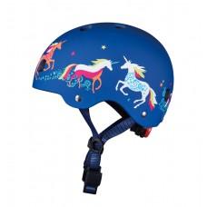 Шлем защитный детский Micro Unicorn S PC AC2102BX