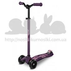 Самокат детский Micro Maxi Deluxe Pro Purple MMD091