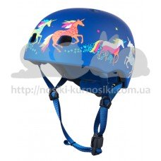 Шлем защитный детский Micro Unicorn XS PC AC2101BX