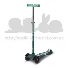 Самокат детский Micro Maxi Deluxe ECO green