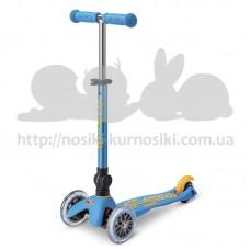 Самокат детский Micro Mini Deluxe Ocean Blue TF