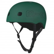 Шлем защитный детский Micro Forest Green M