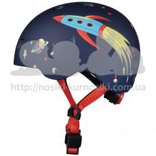 Шлем защитный детский Micro Rocket S