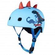 Шлем защитный детский Micro 3D Scootersaurus S
