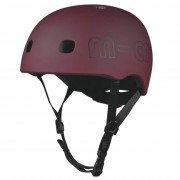 Шлем защитный детский Micro Autumn Red M
