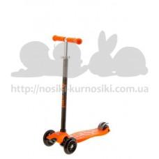 Самокат Maxi Micro Orange T-образная ручка