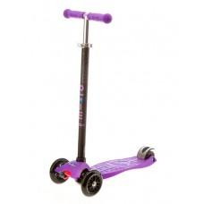 Самокат Maxi micro c T-образной ручкой purple