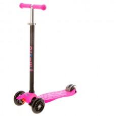 Самокат Maxi Micro Pink T-образная ручка