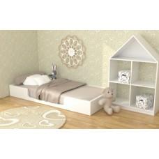 Кровать Монтессори 190х80 ДСП