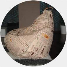 Кресло мешок Газетта Relaxo