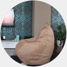 Кресло мешок Монтана Coffe XL Relaxo