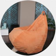 Кресло мешок Монтана Orange XL Relaxo
