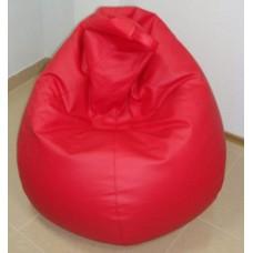 Кресло мешок Зевс Relaxo красный