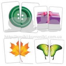 Карточки Домана Половинки