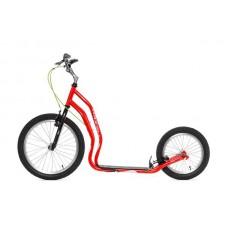 Самокат для взрослых Yedoo Mezeq New V brake Red