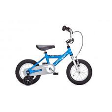 Детский двухколесный велосипед PIDAPI 12 Blue рама алюминий Yedoo