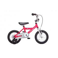 Детский двухколесный велосипед PIDAPI 12 Magenta рама алюминий Yedoo