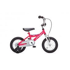 Детский двухколесный велосипед PIDAPI 12 Magenta рама сталь Yedoo