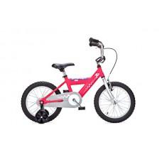 Детский двухколесный велосипед PIDAPI 16 Magenta рама алюминий Yedoo