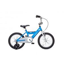 Детский двухколесный велосипед PIDAPI 16 Blue рама сталь Yedoo