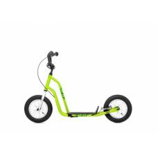 Самокат детский Yedoo Tidit upgrade зеленый