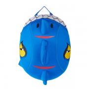 Рюкзак детский Crazy Safety Dinosaur Blue неопреновый 33-25 см