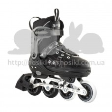 Раздвижные ролики SFR RX XT Adjustable черный серый 32-35 RS490BG35
