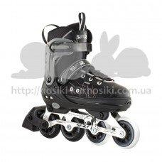 Раздвижные ролики SFR RX XT Adjustable черный серый 36-39 RS490BG39
