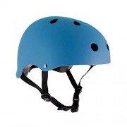Шлем защитный ролики-самокат размеры XXS-M sfr Blue 29290
