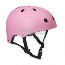 Шлем защитный ролики-самокат размеры XXS-M sfr Pink 24790
