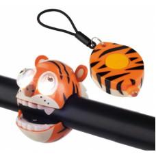 Фонарик на руль Тигр