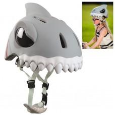 Шлем детский Белая Акула