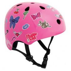 Шлем защитный детский girls sticker