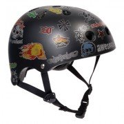 Шлем защитный детский Boys sticker