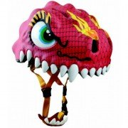 Шлем детский Китайский Дракон с задним фонариком