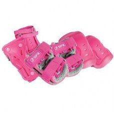 Защита ролики-велосипед Pink