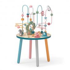 Игровой центр Viga Toys PolarB Стол с лабиринтом 44033