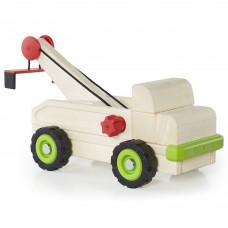 Игрушка Guidecraft Block Science Trucks Большой эвакуатор G7532