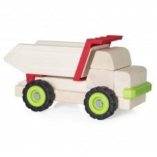 Игрушка Guidecraft Block Science Trucks Большой самосвал G7531
