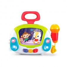 Игрушка музыкальная Hola Toys Караоке 3138