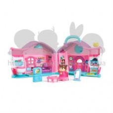 Игрушка музыкальная Hola Toys Кукольный домик Эммы 3128B