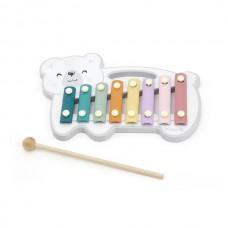 Игрушка музыкальная Viga Toys PolarB Ксилофон-мишка 44026