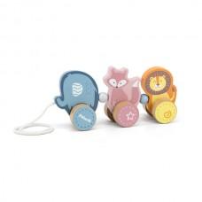 Каталка Viga Toys PolarB Животные 44023