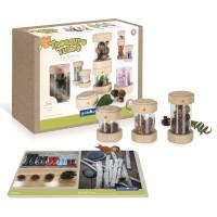 Набор Guidecraft Natural Play Сокровища в баночках прозрачный G3086