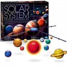 Набор для исследований 4M 3D-модель Солнечной системы 00-05520