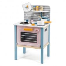 Набор кулинара Viga Toys PolarB Кухня с посудой 44027