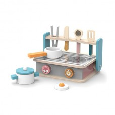 Набор кулинара Viga Toys PolarB Складная плита с грилем 44032