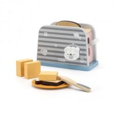 Набор кулинара Viga Toys PolarB Тостер 44017